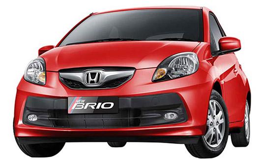 Honda Brio Satya Mobil Termurah