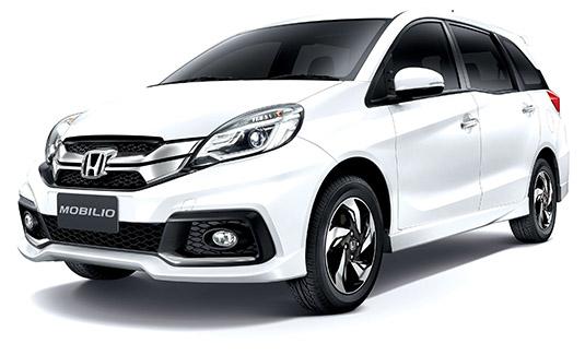 Honda Mobilio Mobil Termurah