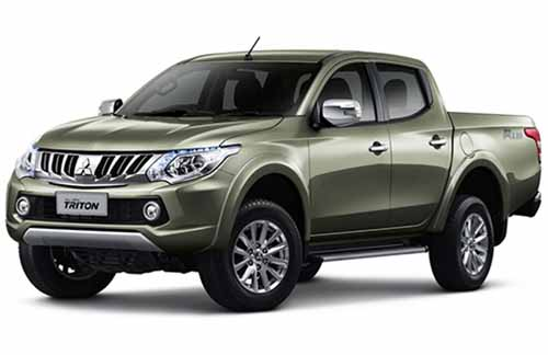 All New Mitsubishi Triton 2016
