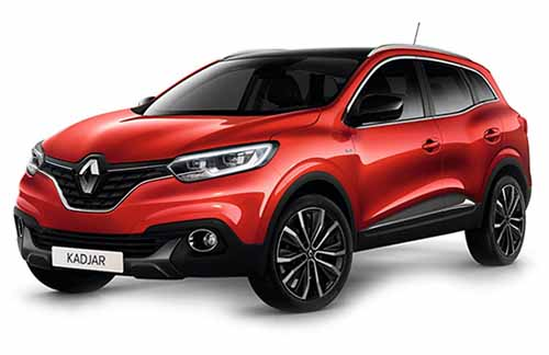 All New Renault Kajar
