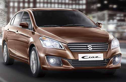 All New Suzuki Ciaz