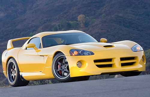 Hennessey Venom 1000 Twin Turbo 2007