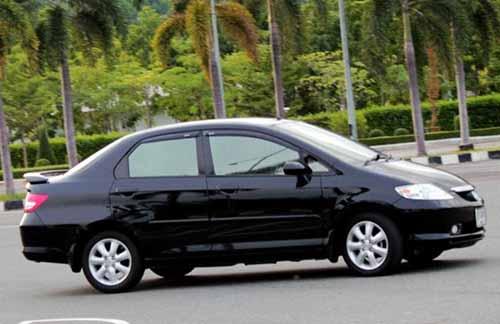Honda City I-Dsi