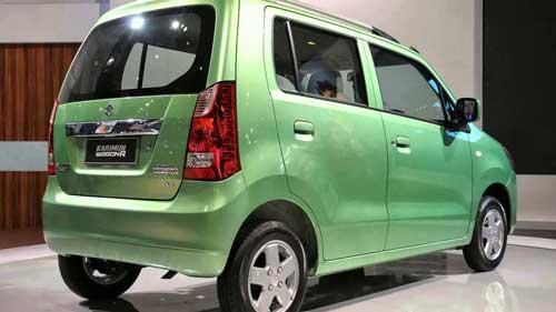 Suzuki Karimun Wagon R7 Seater