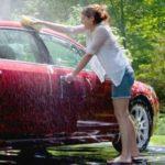 Cara Mencuci Mobil