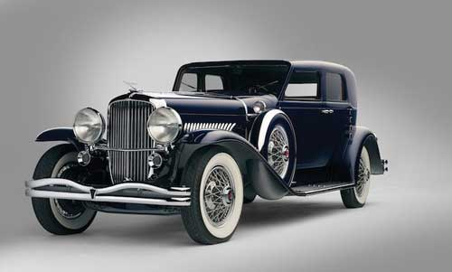 Duesenberg Model J Murphy Bodied Coupe
