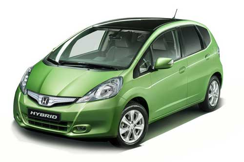 Honda Jazz RS A/T