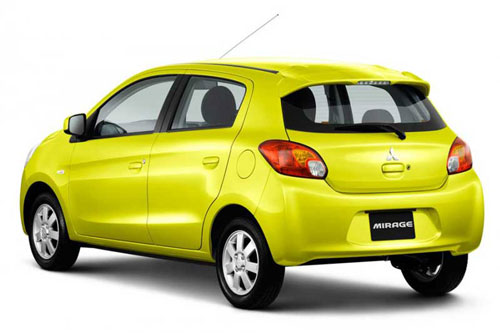 Mitsubishi Mirage Exceed A/T