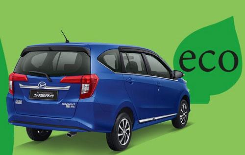 Mobil Daihatsu Sigra