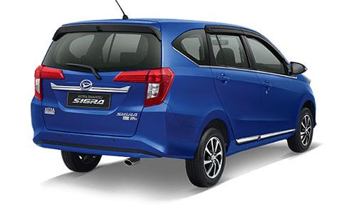 Review Spesifikasi dan Harga Daihatsu Sigra