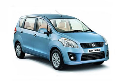 Suzuki Ertiga A/T