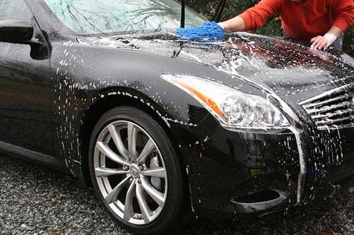 Tips Dan Cara Mencuci Mobil Dengan Benar