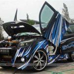Tips dan Foto Modifikasi Mobil Avanza