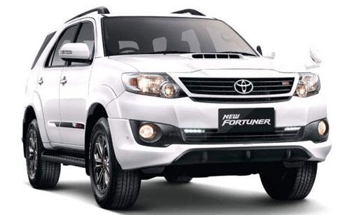 Toyota Fortuner VNT TRD Sportivo