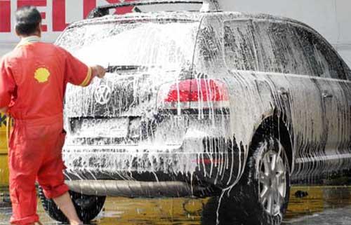 Cuci Mobil Dengan Sempurna