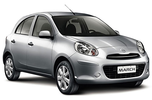 New Nissan March 1.2L AT