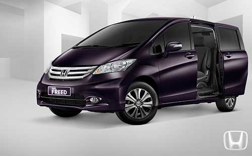 Review Mobil Honda New Freed
