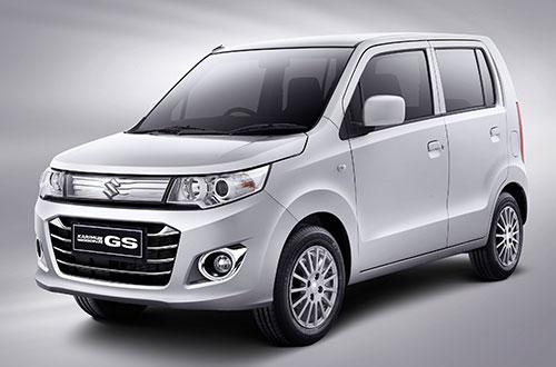 Suzuki Karimun Wagon R AGS