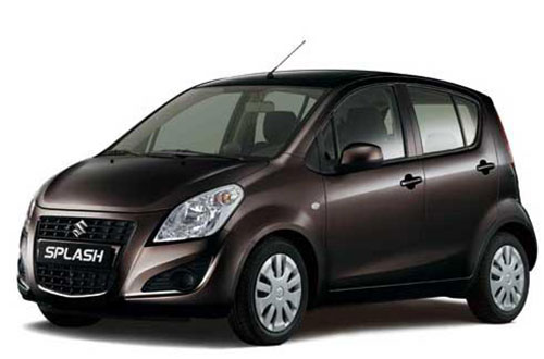 Suzuki New Splash AT
