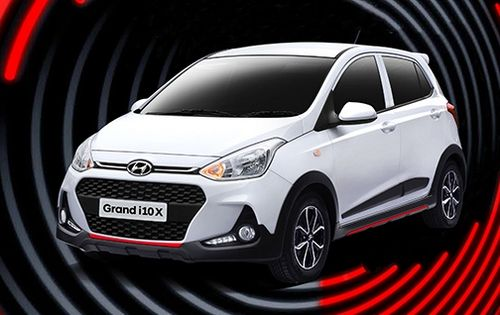 Hyundai New Grand i10