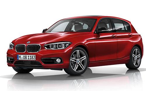 BMW 116i Urban Line