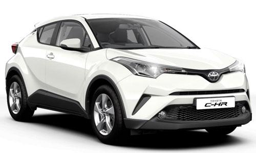 Harga Toyota C-HR Terbaru