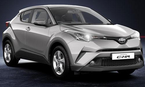 Spesifikasi dan Harga Toyota C-HR Terlengkap