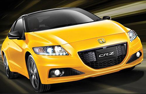 Harga Honda New CR-Z
