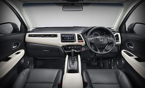 Review Honda HR-V