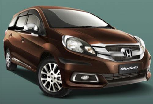 Spesifikasi dan Harga Honda Mobilio