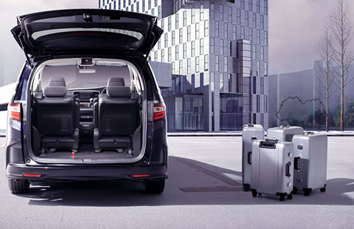 Spesifikasi dan Harga Honda Odyssey