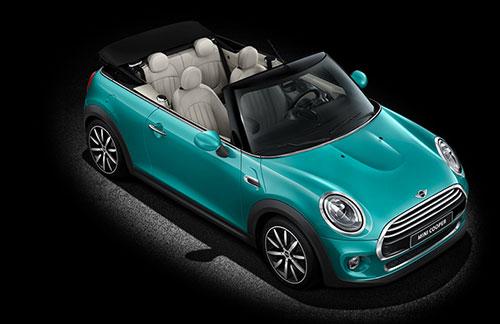 Spesifikasi dan Harga New Mini Cooper Cabrio