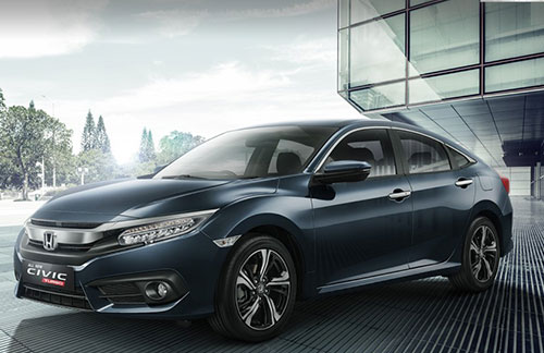 Honda All New Civic Turbo