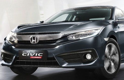 Review Honda All New Civic Turbo
