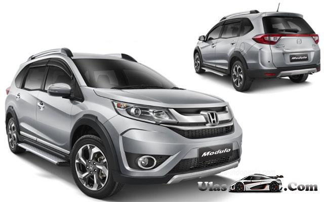 Review Honda BR-V