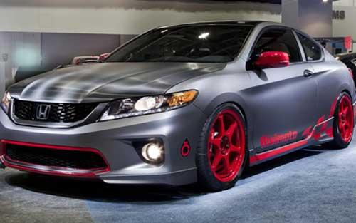 76 Gambar Modifikasi Mobil Honda Accord Gratis