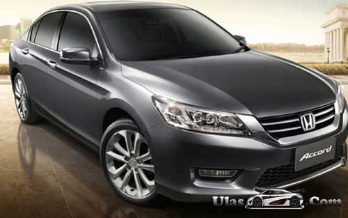 Spesifikasi Honda New Accord