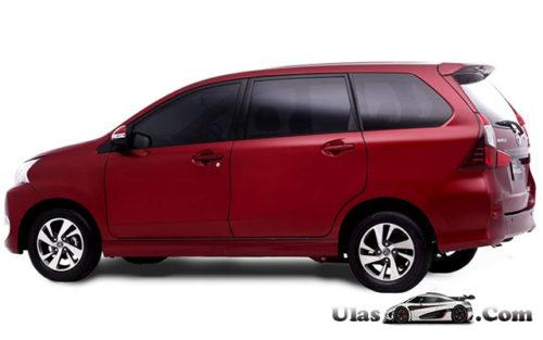 Harga Toyota Avanza Veloz Terbaru