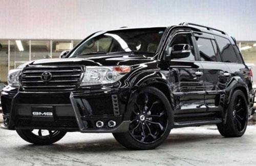 Modifikasi Toyota Land Cruiser