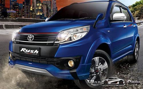 Spesifikasi Toyota Rush