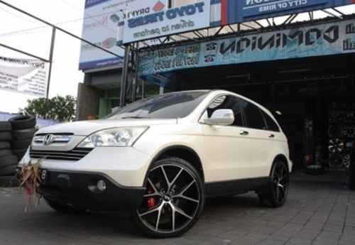 Modifikasi Honda CRV