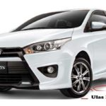 Harga Toyota All New Yaris