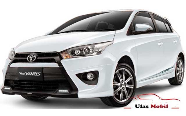 Harga Toyota All New Yaris