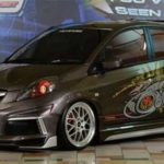 Modifikasi Honda Brio 28