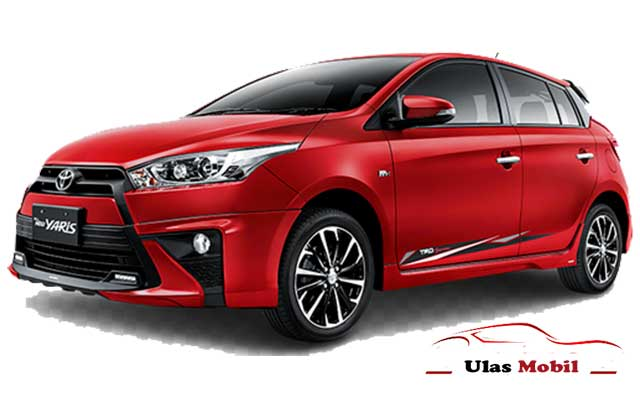 Review Toyota All New Yaris