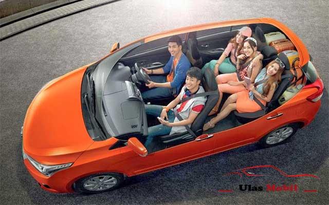 Spesifikasi Toyota All New Yaris