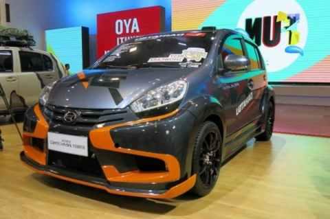 52 Koleksi Modifikasi Warna Mobil Xenia HD Terbaik