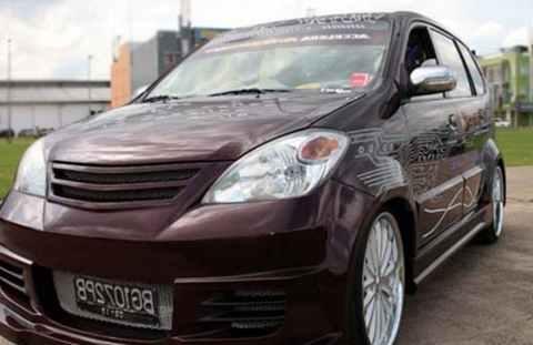 Modifikasi Daihatsu Xenia