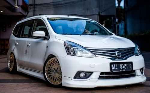 Modifikasi Nissan Grand Livina 1