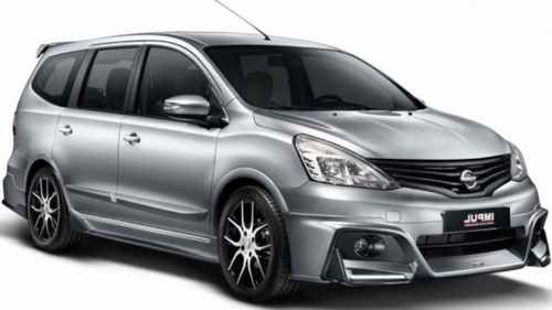 Modifikasi Nissan Grand Livina 3